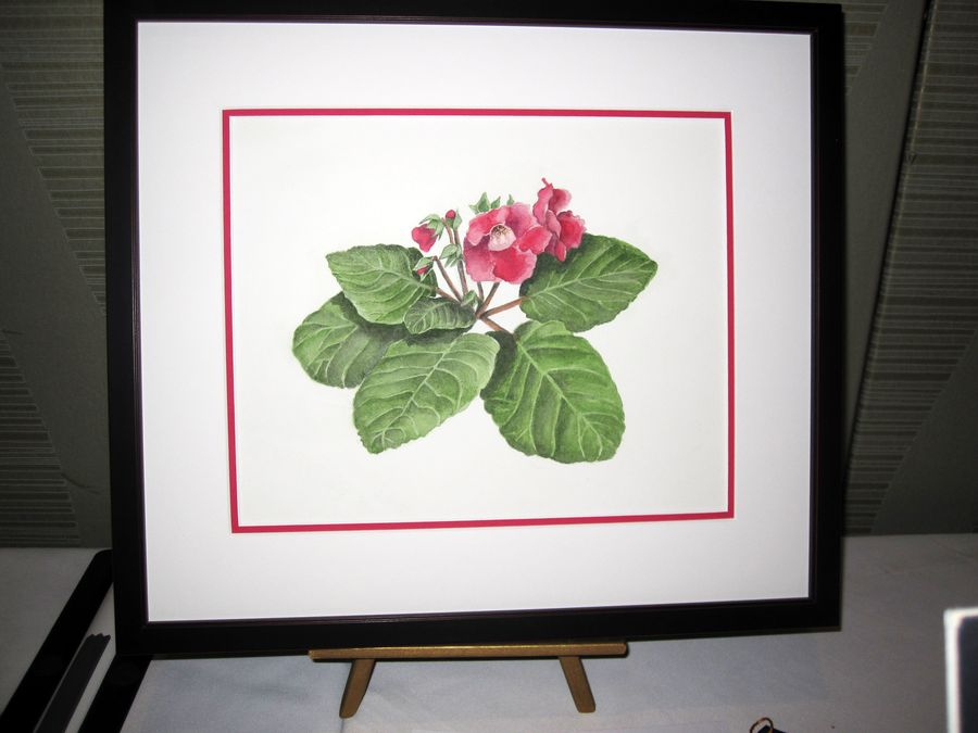 2014 Convention - Class 73 Painting or drawing - Runner-Up to Best in The Arts