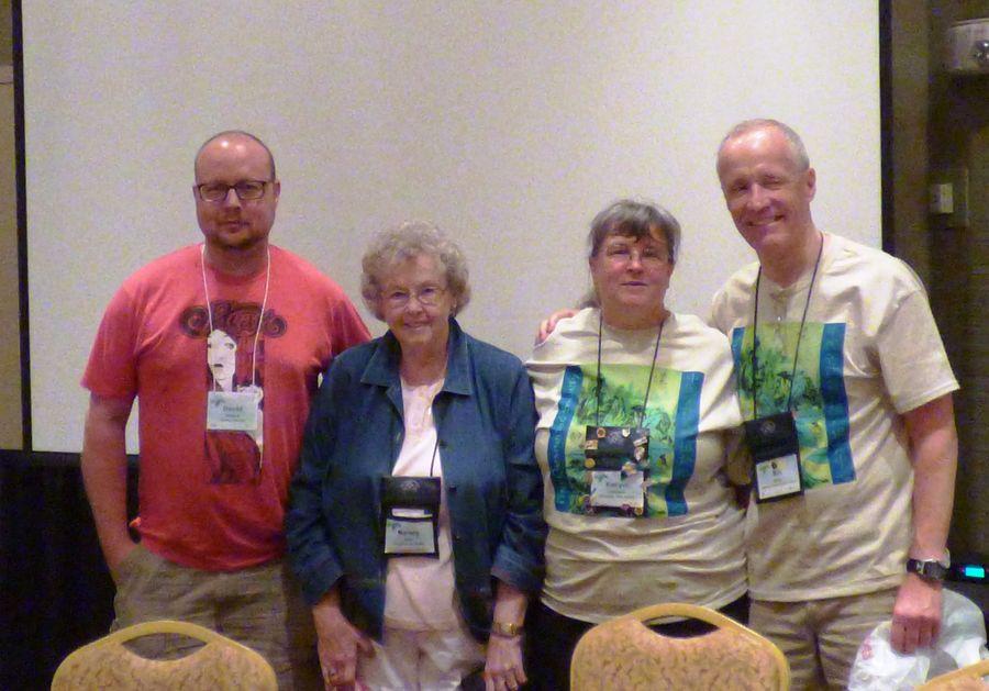 Judges Forum on Growing Asian Gesneriads with David Ruland, Nancy Kast, Karyn Cichocki, Bill Price
