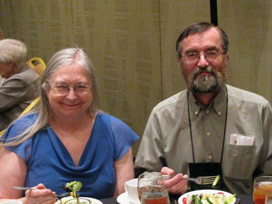 Debra & Alan LaVergne