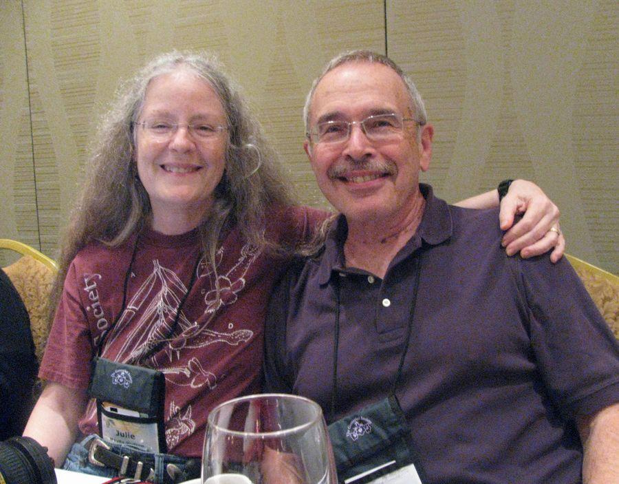 Julie Mavity-Hudson, Paul Susi