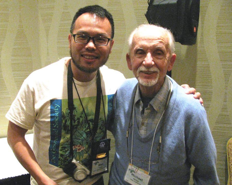 Wen Fang, Michael Kartuz