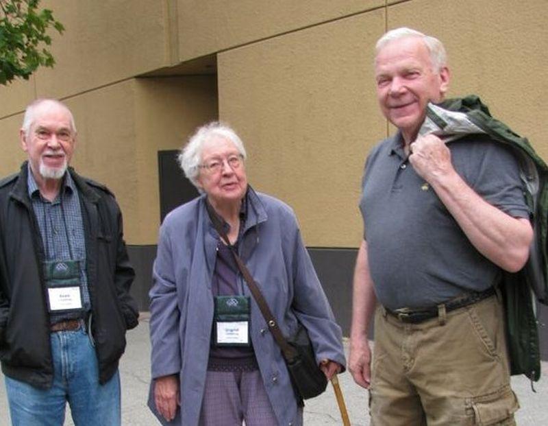 Sven and Ingrid Lindskog, Michael Riley