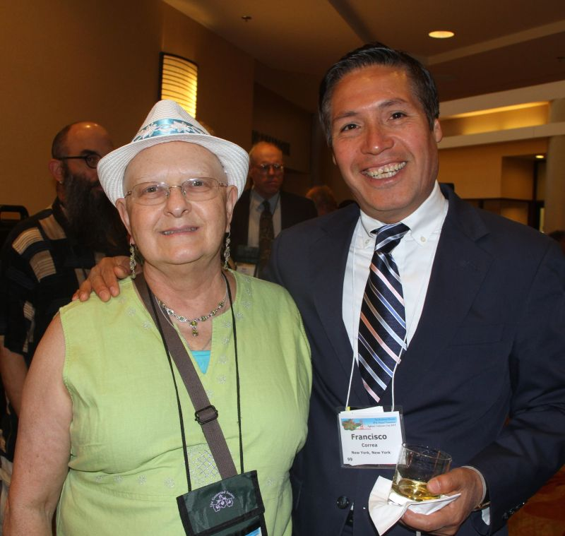 Carol Ann Bonner, Francisco Correa