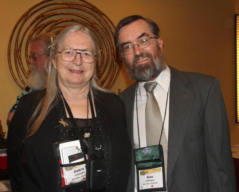 Debra and Alan LaVergne