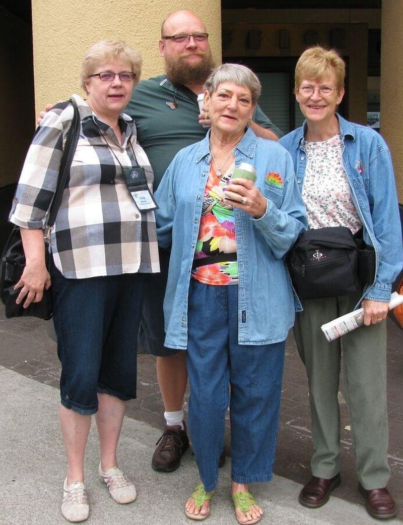 Irina Nicholson, Rohm Gustafson, Mollie Howell, Betsy Gottshall