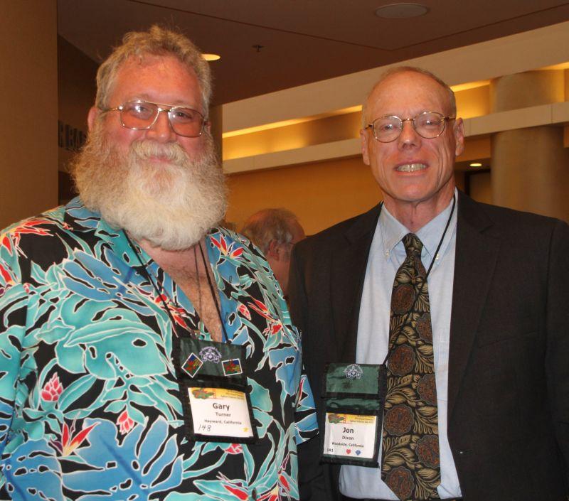 Gary Turner, Jon Dixon