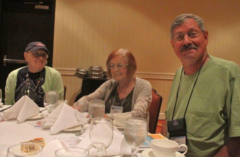 Carol Ann Bonner, Vilma Dallas, Dell Sherk