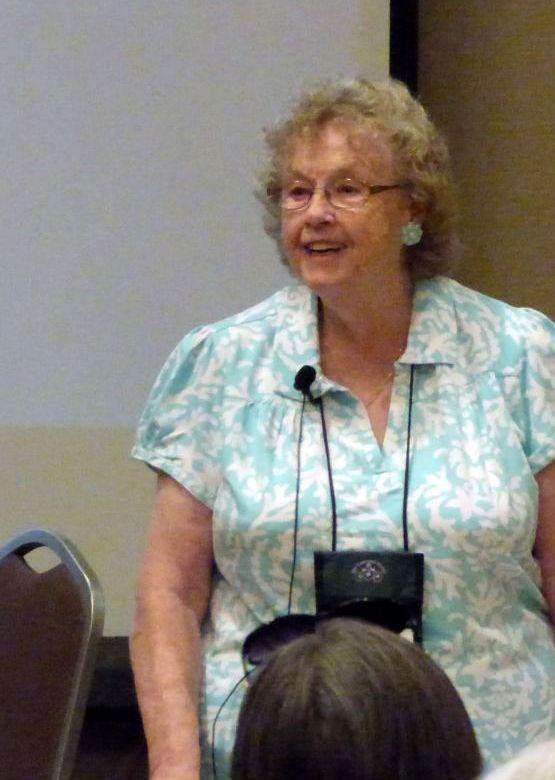 Nancy Kast speaks on growing humidity loving plants in Florida