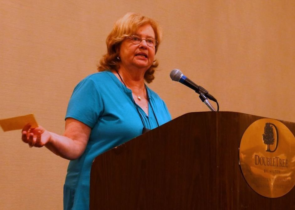 Mary Schaeffer, Local Convention Chairperson