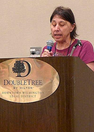 Jo Anne Martinez, Society Convention Chairperson