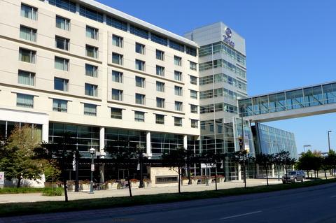 Hilton Omaha Downtown Hotel