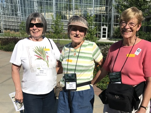 Eileen McGrath, Mollie Howell, Betsy Gottshall