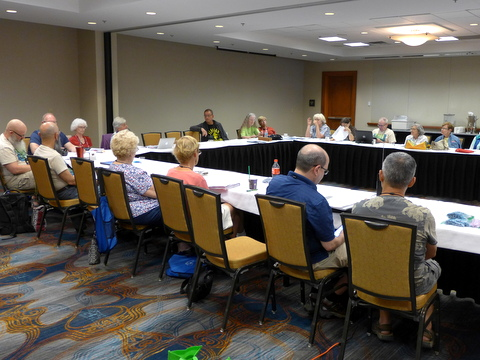 The annual meeting of the Board of Directors