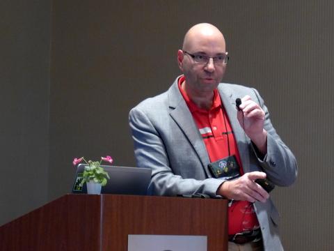 Jay Sespico, new editor of CrossWords