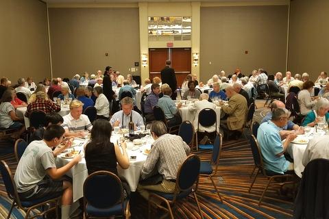 Thursday annual meeting dinner