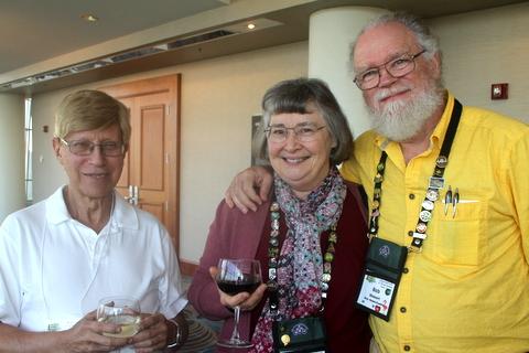 Stuart Hammer, Dee and Bob Stewart