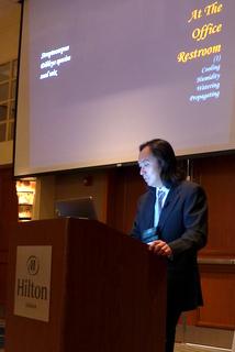 """Hector Wong presenting """"Growing Gesneriads in Urban Honolulu"""""""