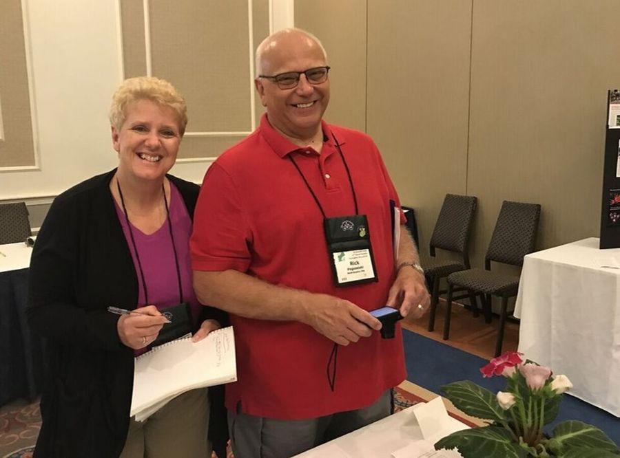 Cheri and Rick Pogozelski