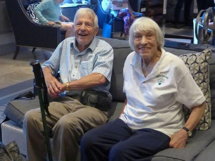 Dick and Wanda Macnair
