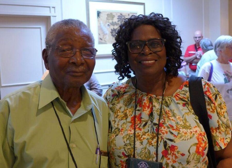 Lloyd and Eunice Carmichael