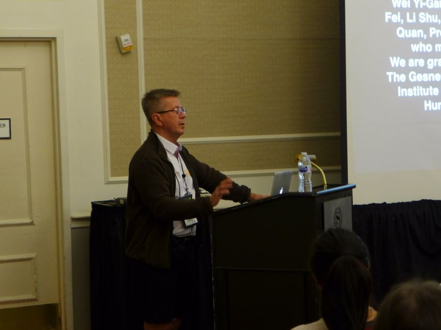 """Stephen Maciejewski on """"Exploring for Gesneriads in the Wilds of China"""""""