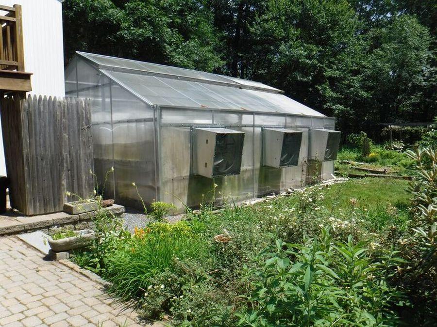 Stewarts' Greenhouse